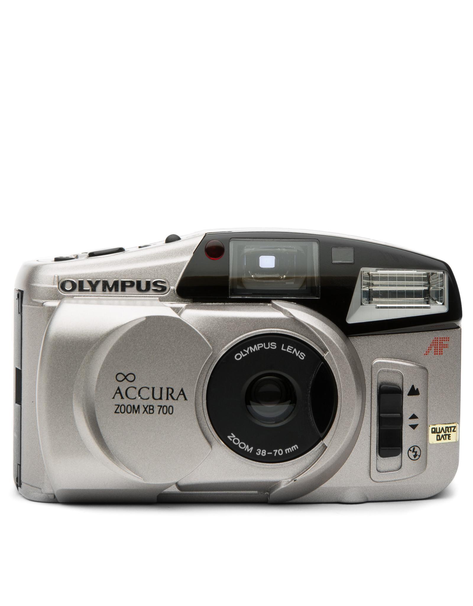 Olympus OLYMPUS ACCURA ZOOM XB70 COMPACT CAMERA