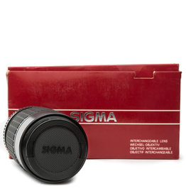 Sigma Sigma 70-210mm f/3.5-4.5 Zoom Lens For Pentax K