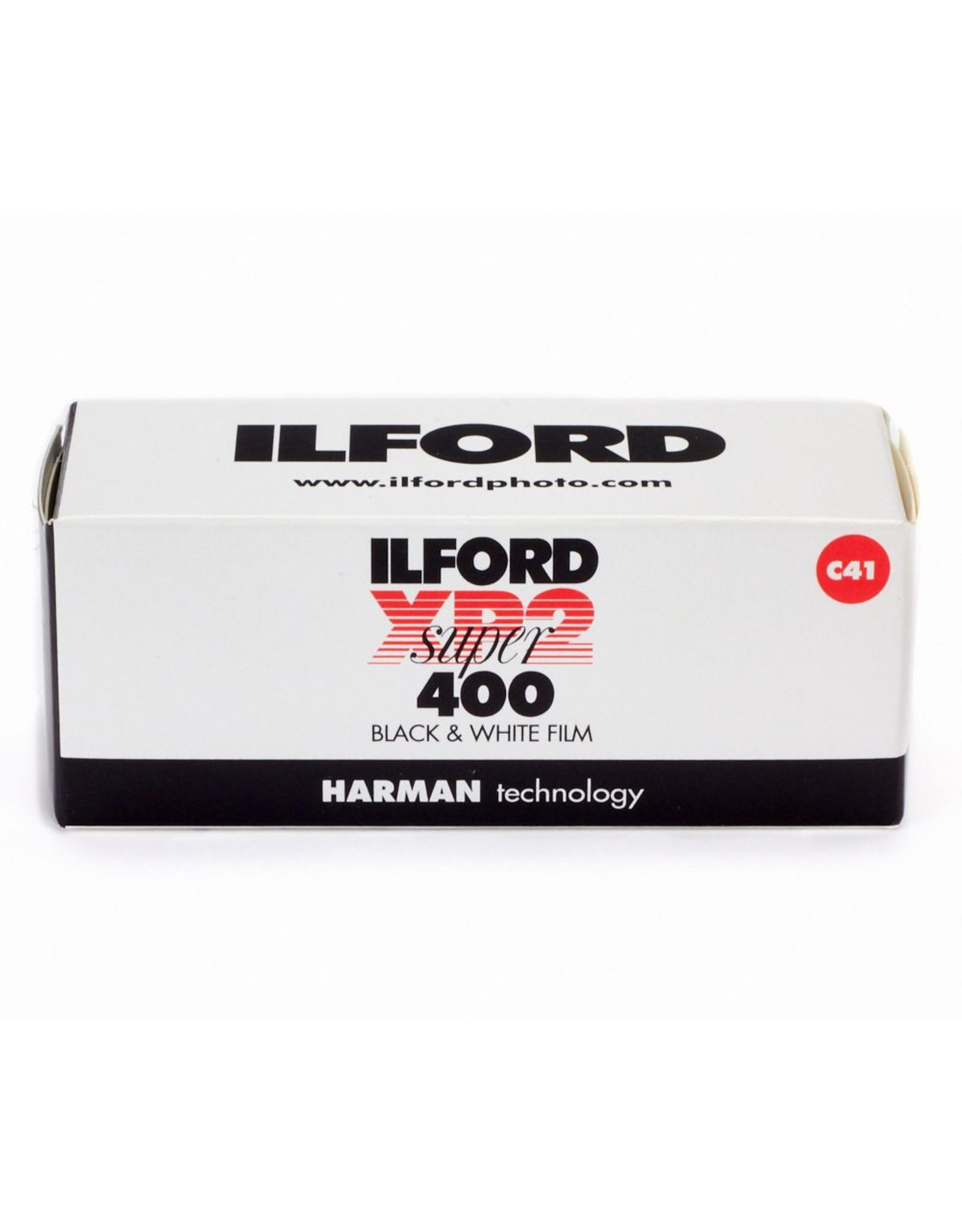 Ilford Ilford XP2 Super 120 B&W (C-41) film