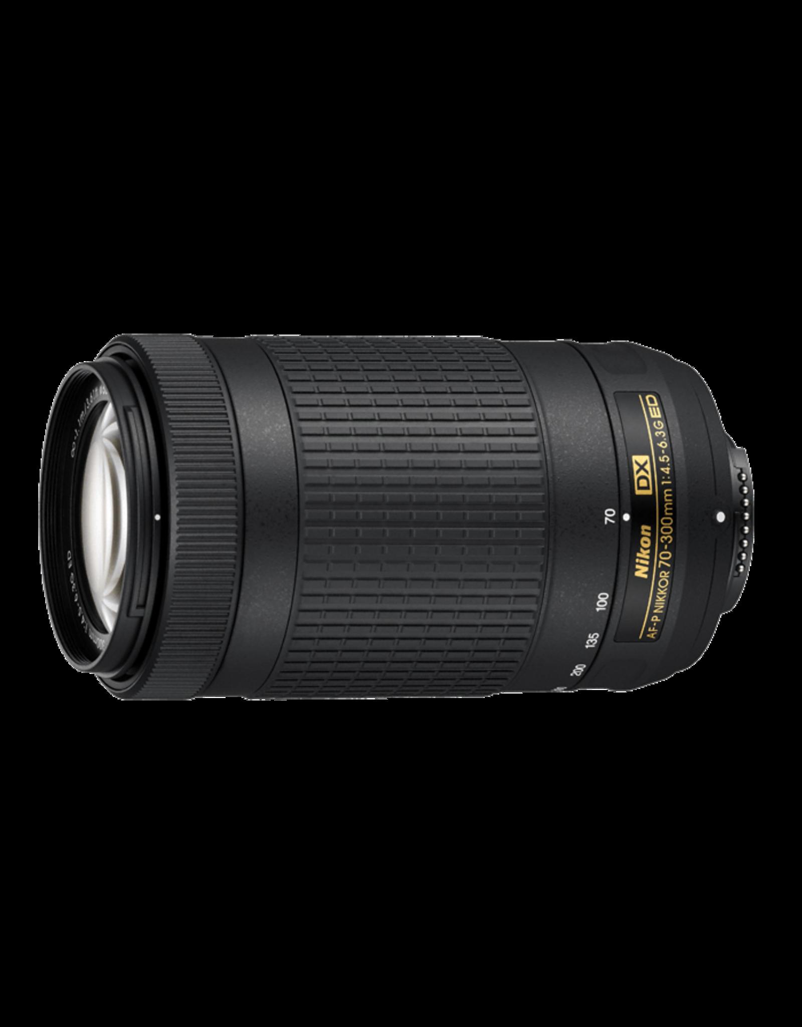 Nikon Nikon AF-P DX NIKKOR 70-300mm f/4.5-6.3G ED VR Lens