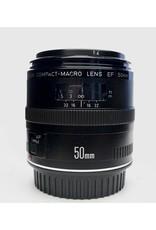 Canon Canon EF 50mm f2.5 Macro Lens