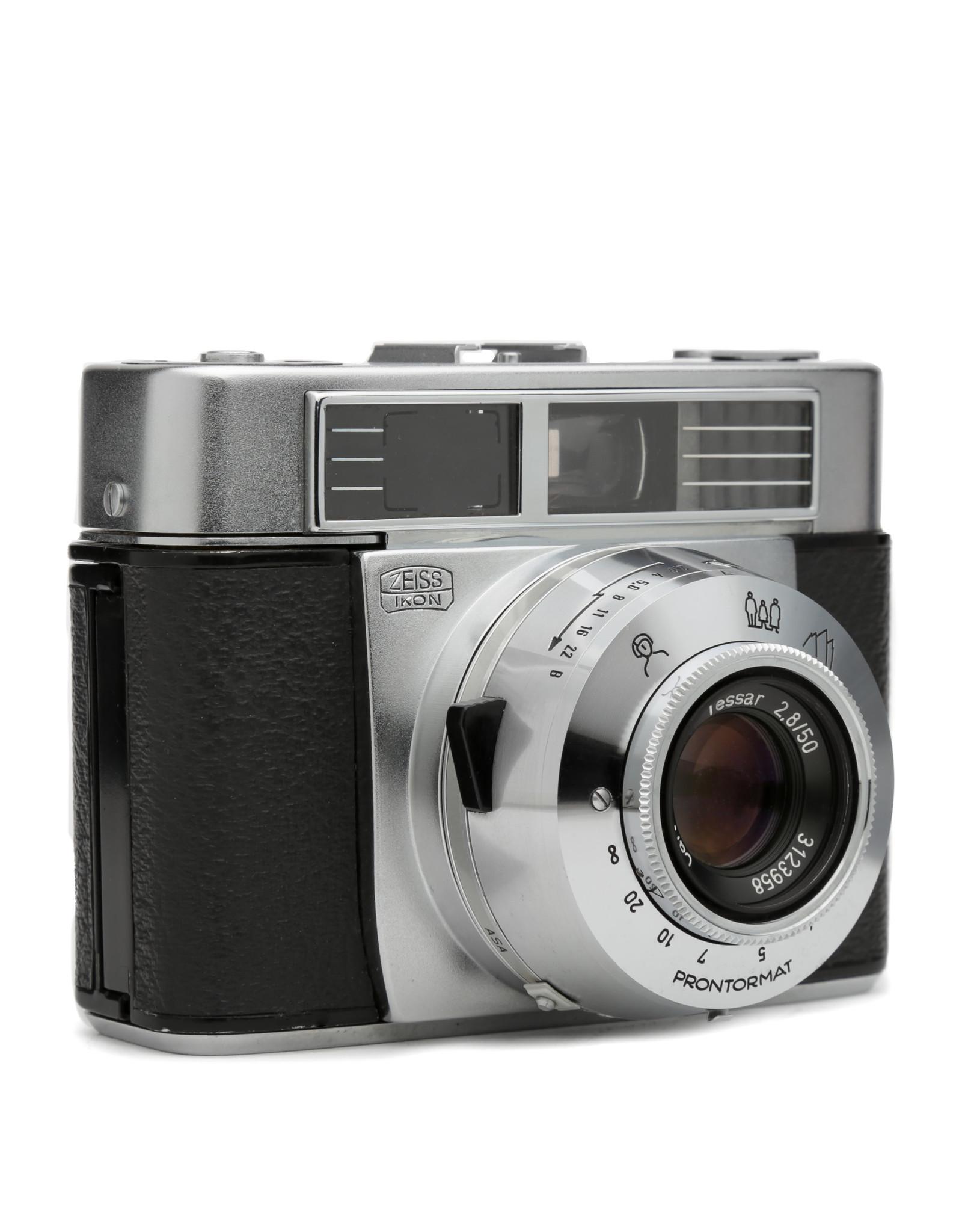 Zeiss Zeiss Ikon Symbolica 35mm Camera w/Tessar 50mm 2.8