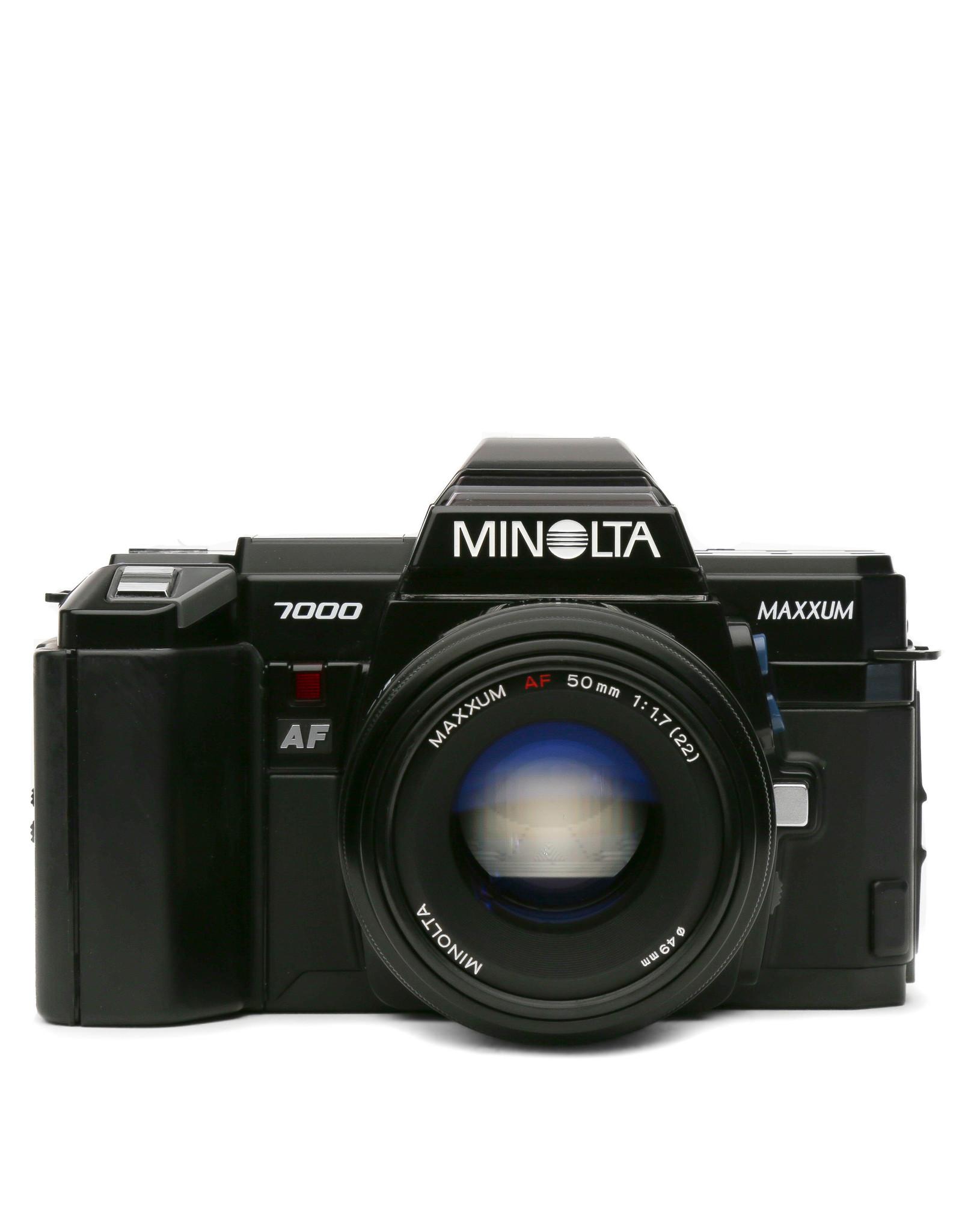 Minolta Minolta Maxxum 7000 35mm SLR