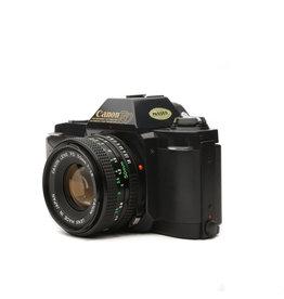Canon CANON T50 35MM SLR W/50MM LENS