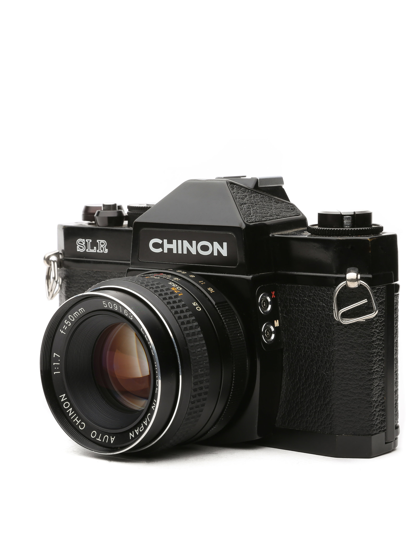 Chinon Chinon 35mm SLR Camera w/50mm f1.7 Lens