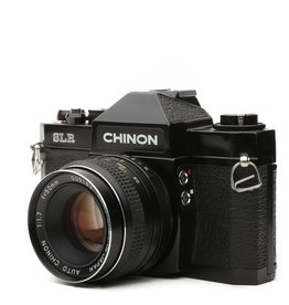 Chinon Chinon 35mm SLR Camera w/50mm f1.7 Lens