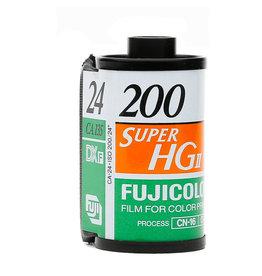 Fuji Fuji super hg II 200 film 35mm Film