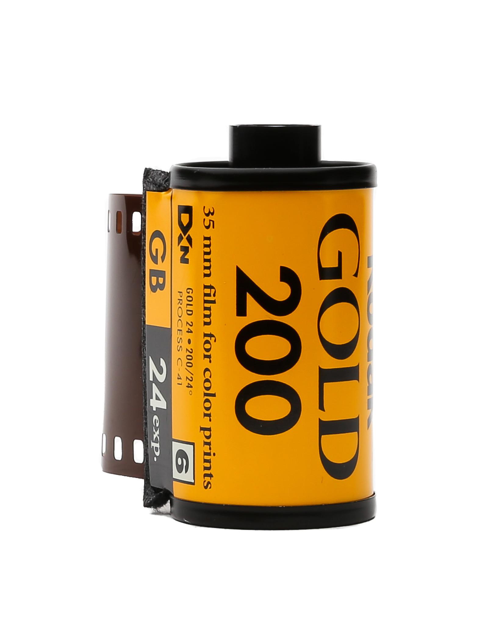 kodak Kodak Gold 200 24 exp. Expired Film