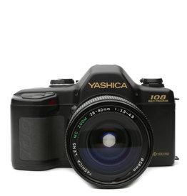 Yashica Yashica 108 35mm SLR Camera w/28-80 Lens