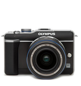 Olympus Olympus EPL-1 Digital Mirrorless Camera w/14-42mm Lens