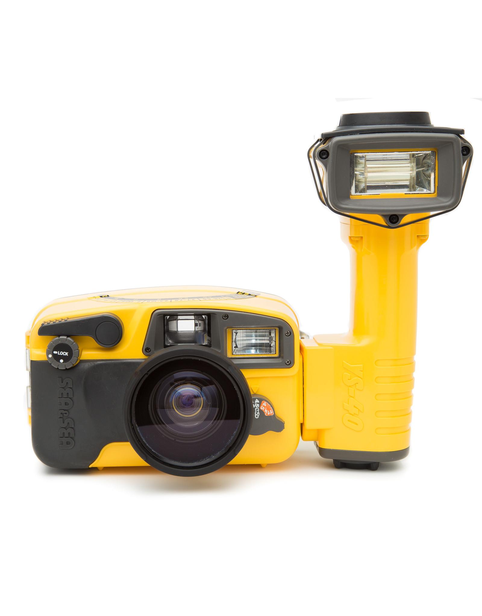 Sea & Sea 35mm Underwater Camera Kit