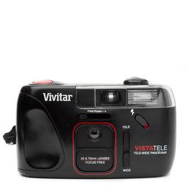 Vivitar VIVITAR T200 COMPACT 35MM CAMERA