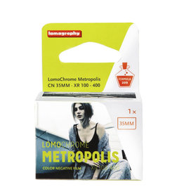 Lomography LomoChrome Metropolis 35mm Single Pack