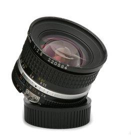 Nikon Nikkor 20mm f2.8 AiS Lens