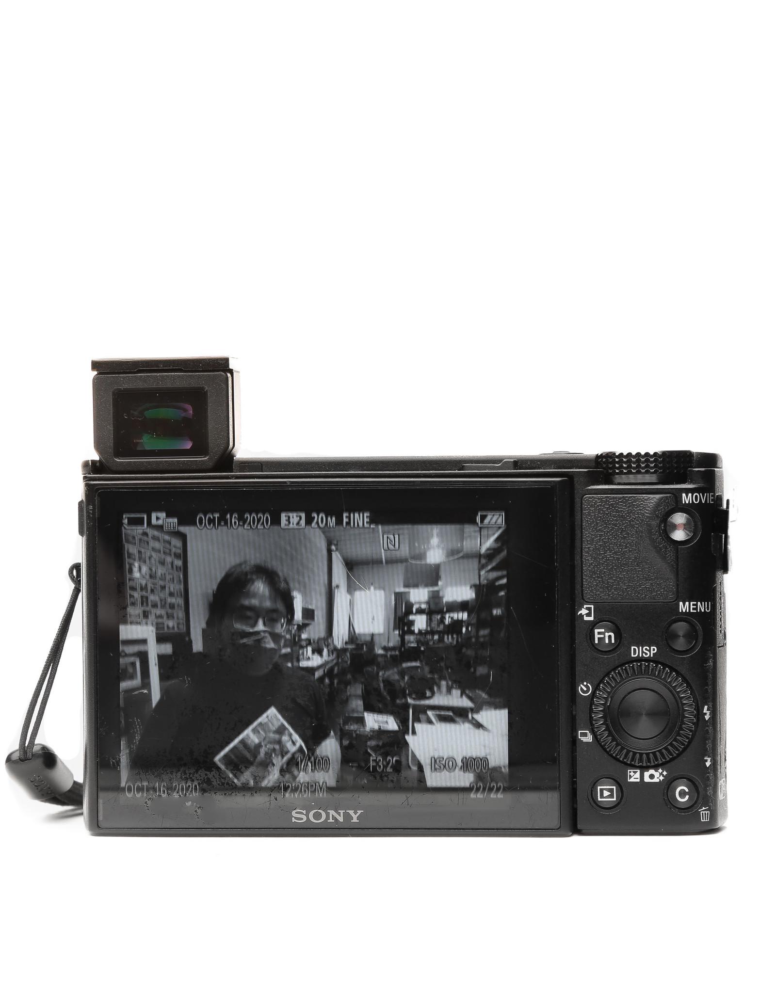Sony Sony RX-100 III Compact Digital Camera