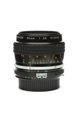 Nikon Nikon 55mm f3.5 Ai Micro Nikkor Lens