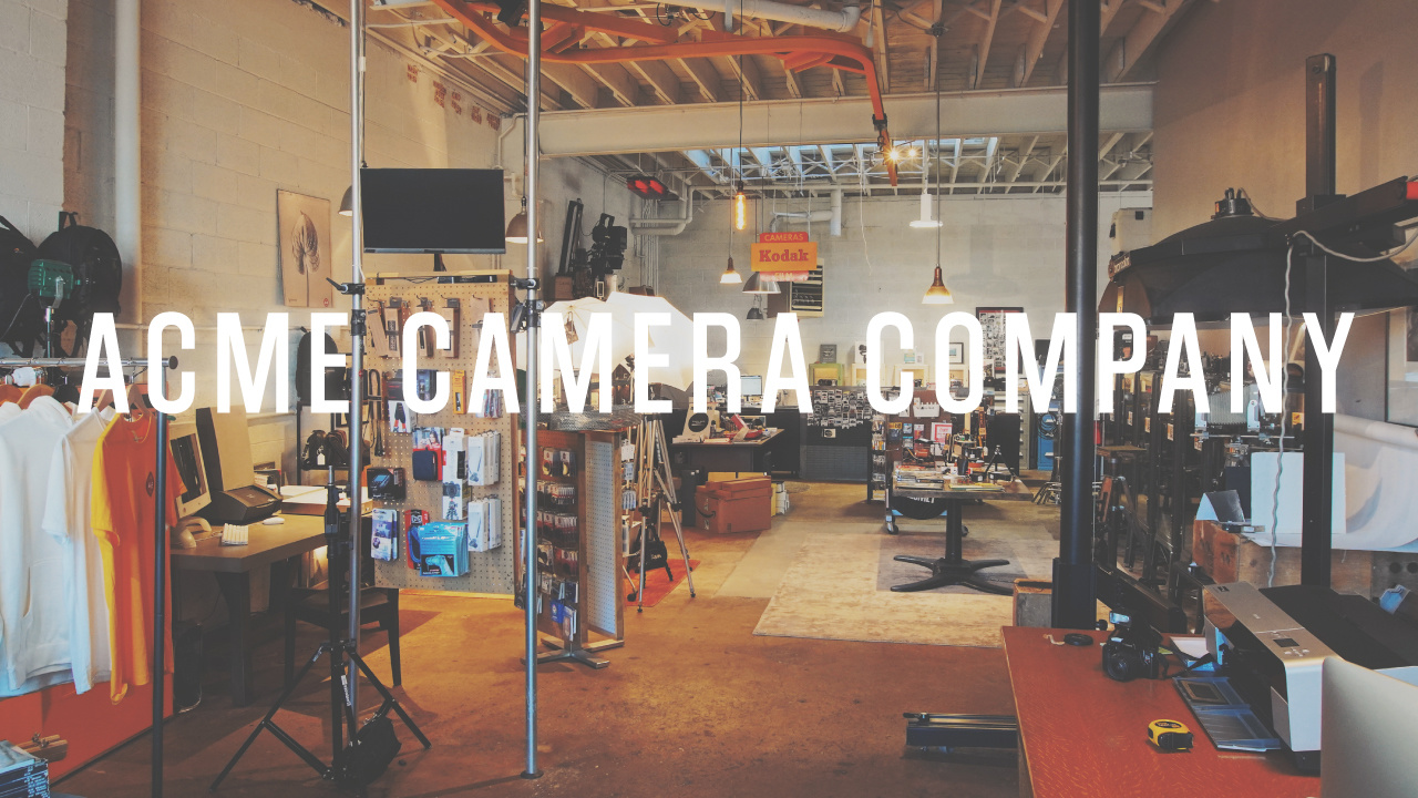 Who is Acme Camera Co.?