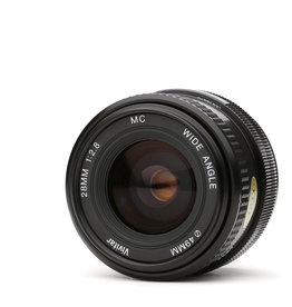 Vivitar Vivitar for Olympus OM 28mm f2.8 Lens