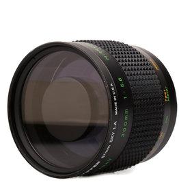 Quantaray Quantaray 300mm f/5.6 Mirror Lens T2