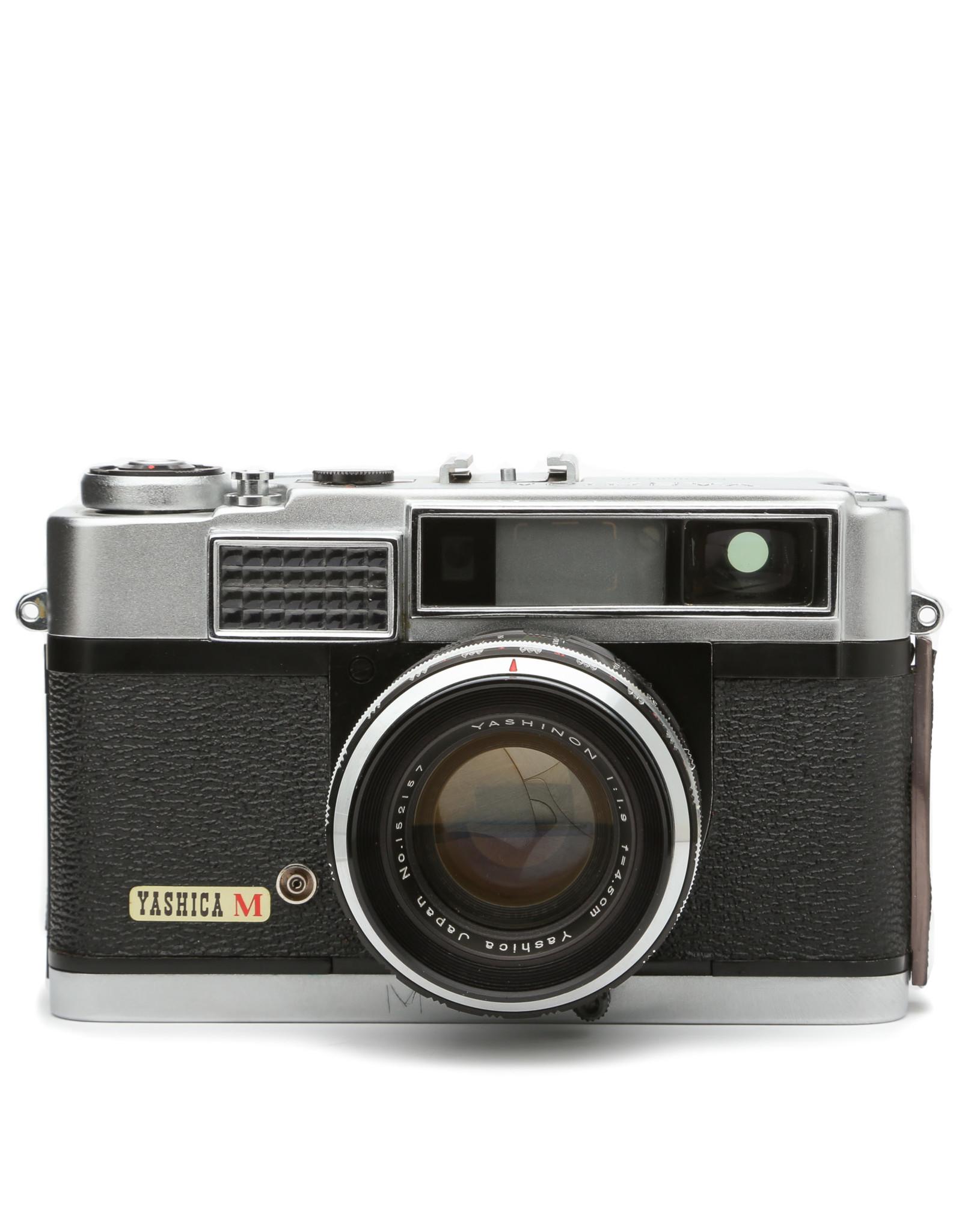 Yashica YASHICA M 35mm Rangefinder Camera