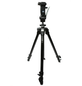 Manfrotto Manfrotto 3001BN Aluminum 3 Section Tripod w/Joystick Head