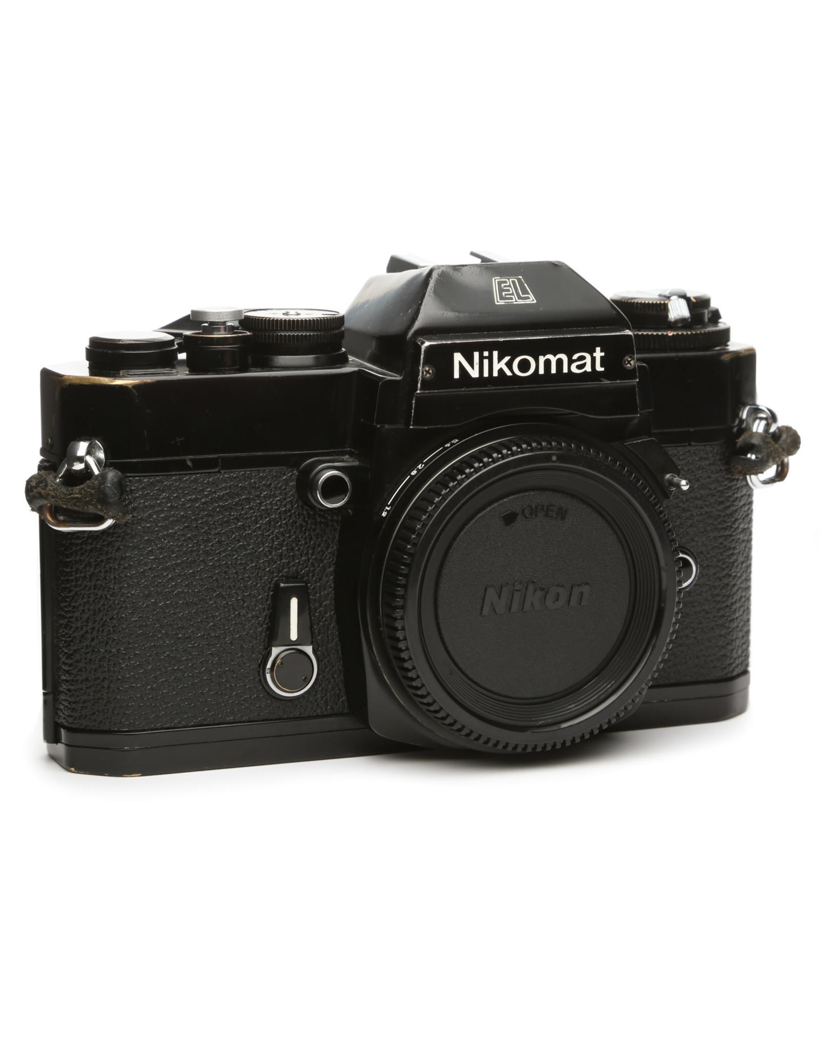 Nikon Nikon Nikomat EL 35mm SLR Camera Body