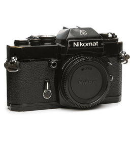 Nikon Nikon Nikomat EL 35mm SLR Camera Body (black)