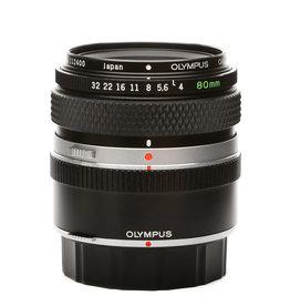 Olympus Olympus Zuiko 80mm f4 Super Macro w/Tube OM