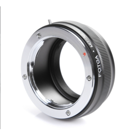 Fotiga Fotiga Lens Adapter for Minolta Lens to Sony Camera  (MD-NEX)