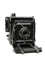 Graflex Graflex Speed Graphic 4x5 Field Camera Kit w/Optar 135mm f4.7