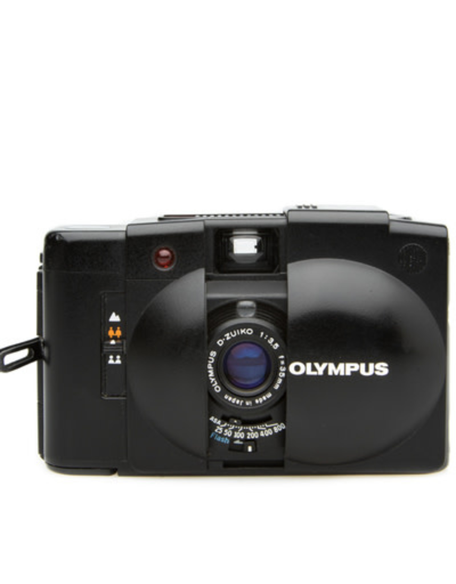 Olympus Olympus XA 2 35mm Point & Shoot Camera