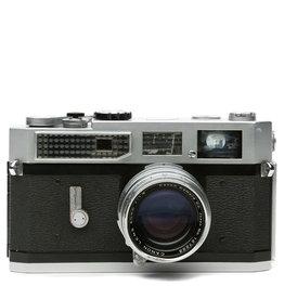 Canon Canon 7 35mm Rangefinder Camera w/50mm f1.8