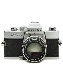 Minolta Minolta SRT SC-II 35mm SLR w/55mm MC Rokkor-PF  f1.7