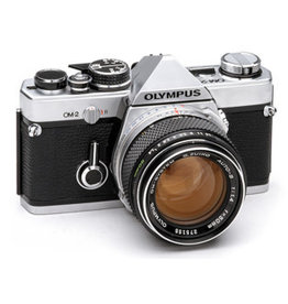 Olympus Olympus OM-2 35mm SLR w/50mm f1.4 Lens