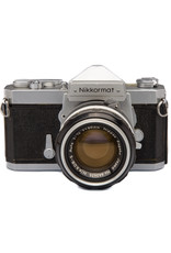 Nikon Nikon Nikkormat FTN 35mm SLR Camera Body w/50mm f2 Lens