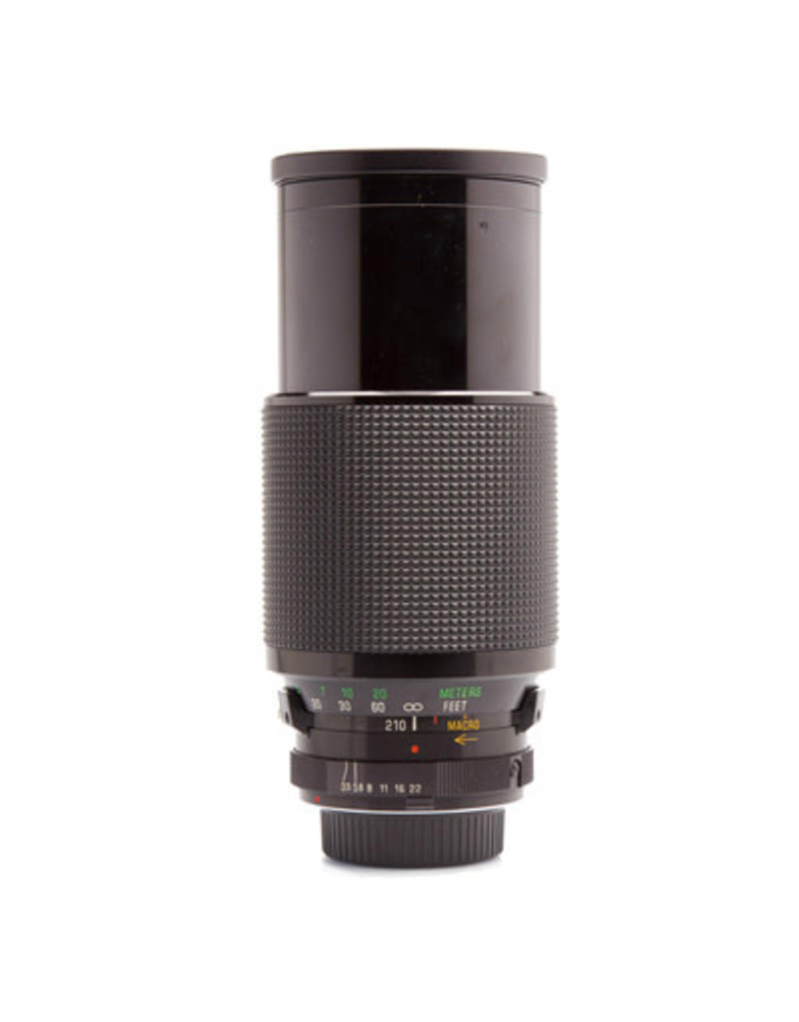 Vivitar Vivitar Series 1 70-210mm f3.5 Zoom Lens For Minolta MD