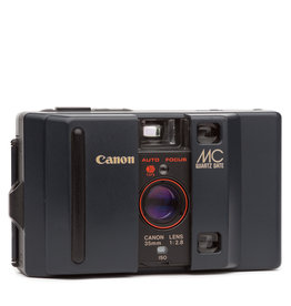 Canon Canon MC Quartz Date 35mm Point & Shoot Film Camera