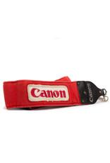 Canon Vintage Canon Red & Blue Camera Strap