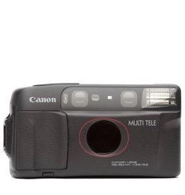 Canon Canon Sureshot Multi Tele Compact 35mm Camera
