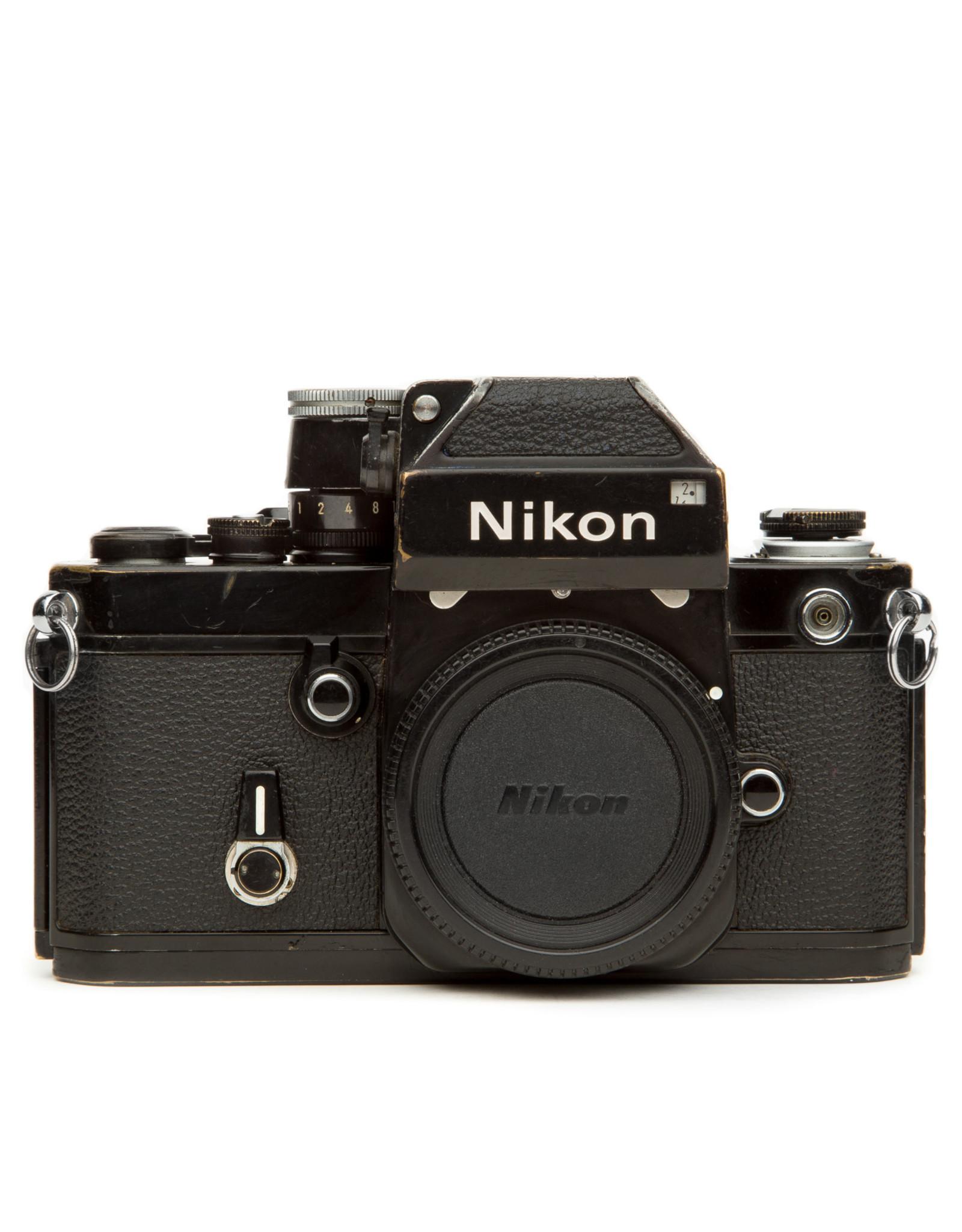 Nikon Nikon F2 Black 35mm SLR Camera