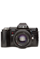 Minolta MINOLTA MAXXUM 7000 35mm SLR Camera W/50mm AF
