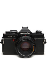 Minolta Minolta XG 7 35mm Film Camera w/50mm Rokkor-X f1.7 lens