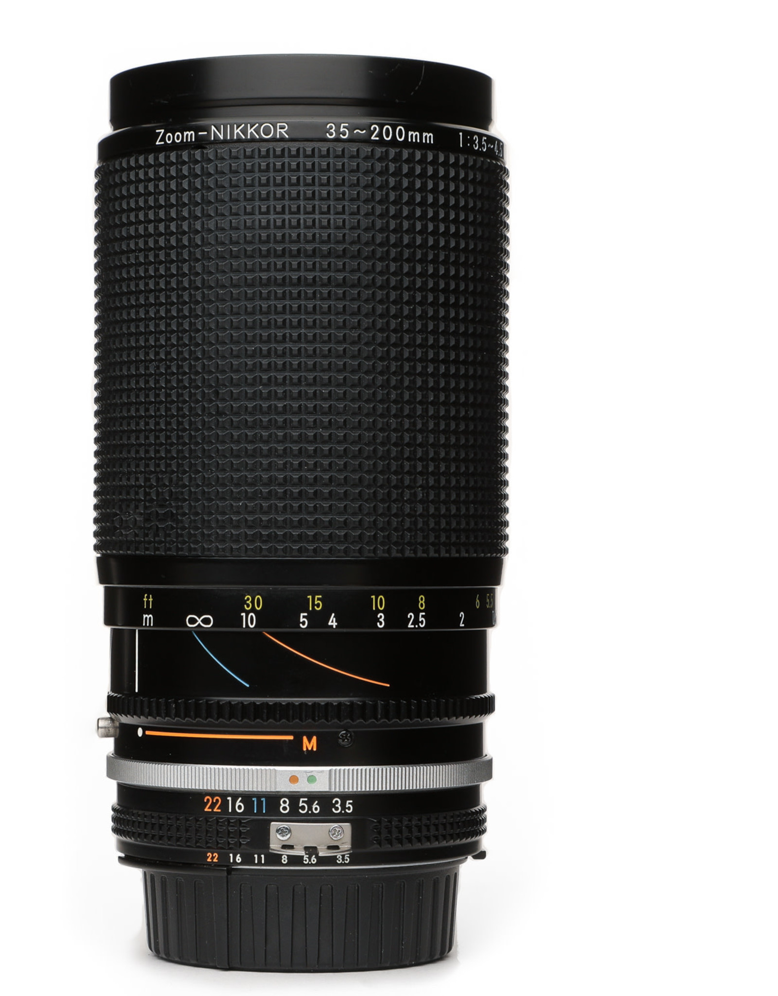 Nikon Nikon Nikkor 35-200mm F3.5-4.5 Zoom Lens
