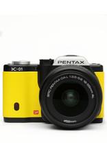 Pentax Pentax K-01 Mirrorless Digital Camera w/18-55mm f3.5-4.5 Lens