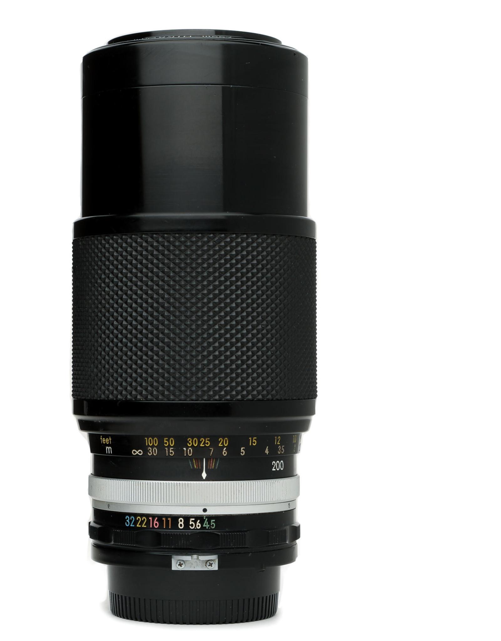 Nikon Nikon Nikkor-C 80-200mm f/4.5 Zoom Lens