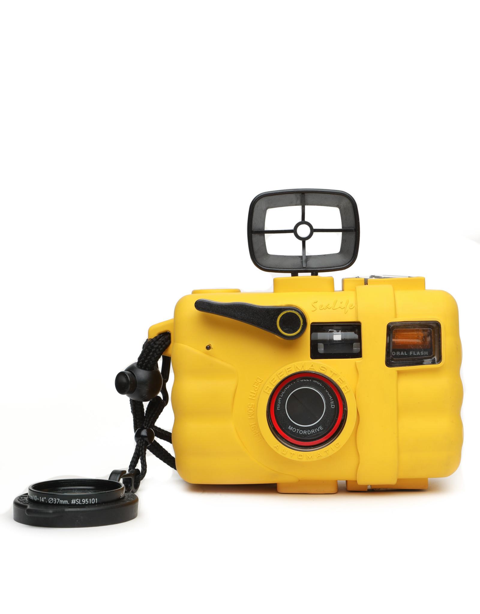 Sealife Sealife ReefMaster Underwarter 35mm Camera w/Flash