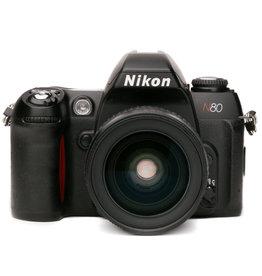 Nikon Nikon N80 35mm SLR w/28-80mm lens Semester Rental