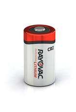 Rayovac EL CR2 Lithium Battery