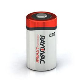 Rayovac EL CR2 Lithium Battery