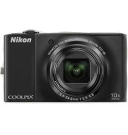 Nikon Nikon S8000 Compact Digital Camera